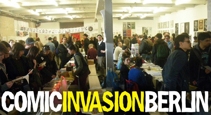 comic invasion berlin