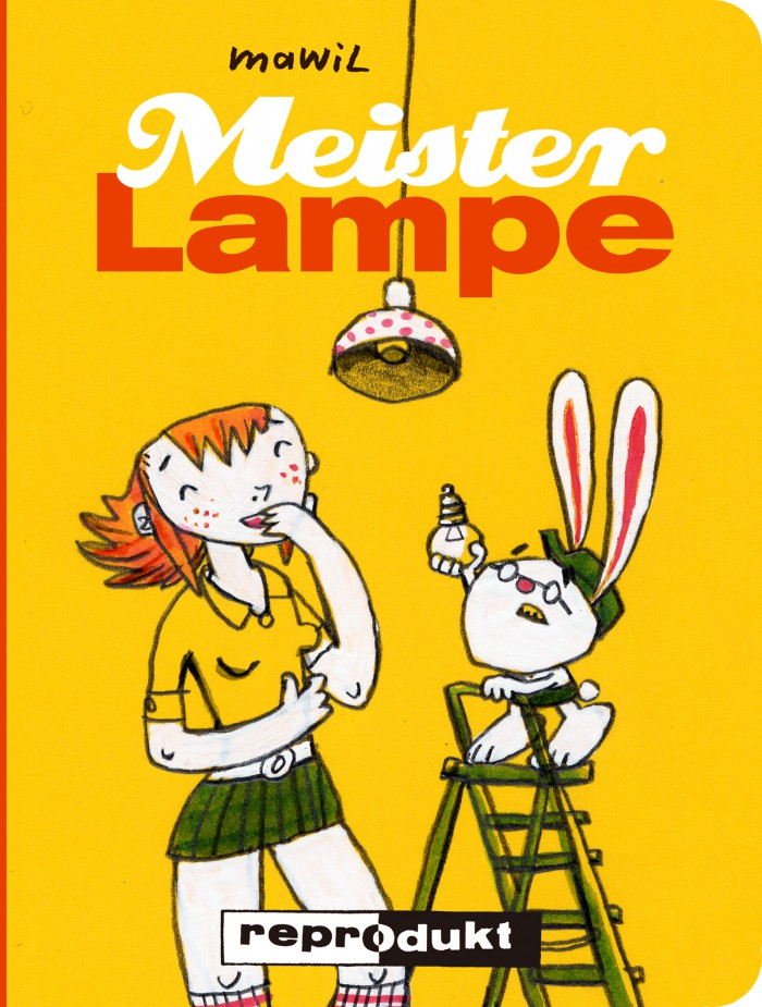 Mawil : Meister Lampe. Reprodukt 2006