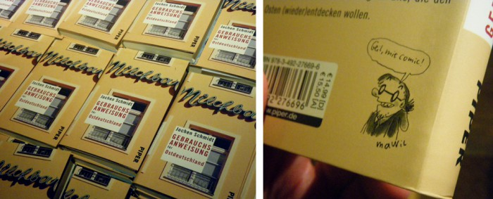 jochen schmidt mawil gebrauchsanweisung ostdeutschland piper