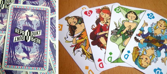 mawil knack reprodukt skat plying cards kartenspiel