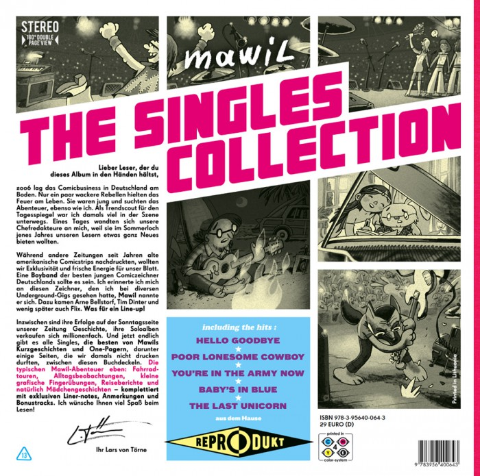mawil the singles collection reprodukt