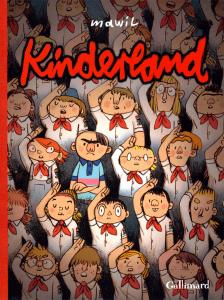 Edition Française kinderland mawil gallimard