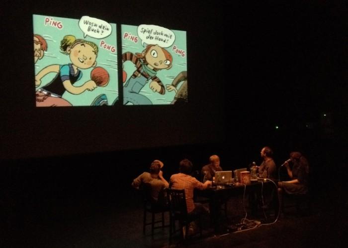 reading panels mawil kinderland ilb intrernationales literatur festival berlin lars von törne