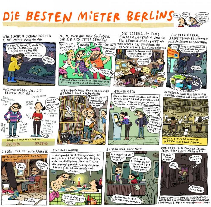 Mawil Tagesspiegel Comics
