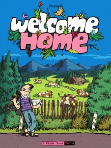 mawil welcome home edition francaise 6 pieds sous terre