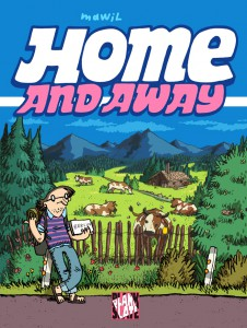home and away mawil blank slate comic comix uk