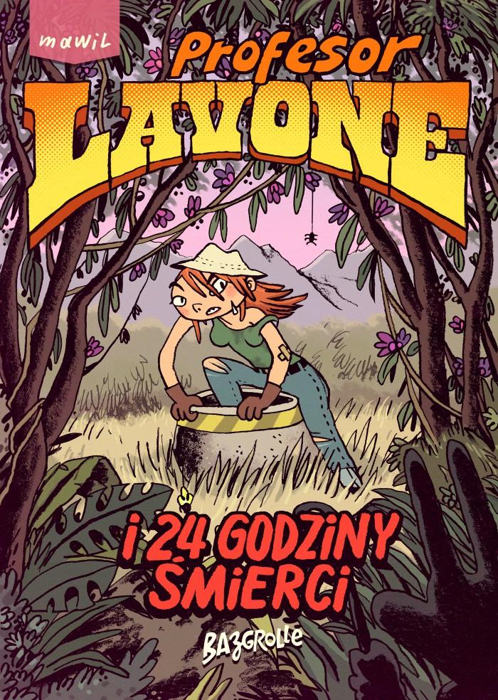 Profesor Lavona i 24 Godziny Śmierci mawil bazgrolle wroclaw sadie lavone