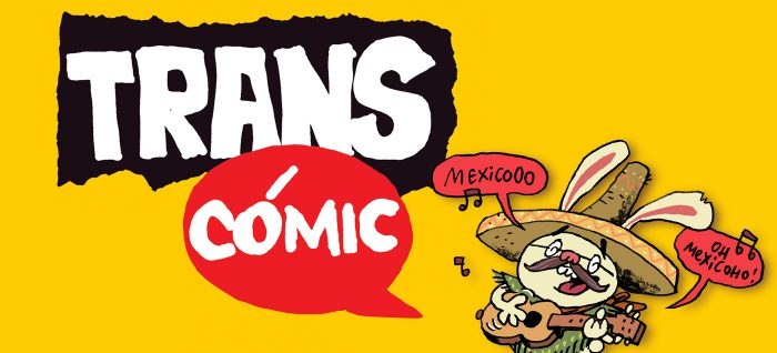 trans comic transcómic mexico berlin goethe institut mawil marvin austausch