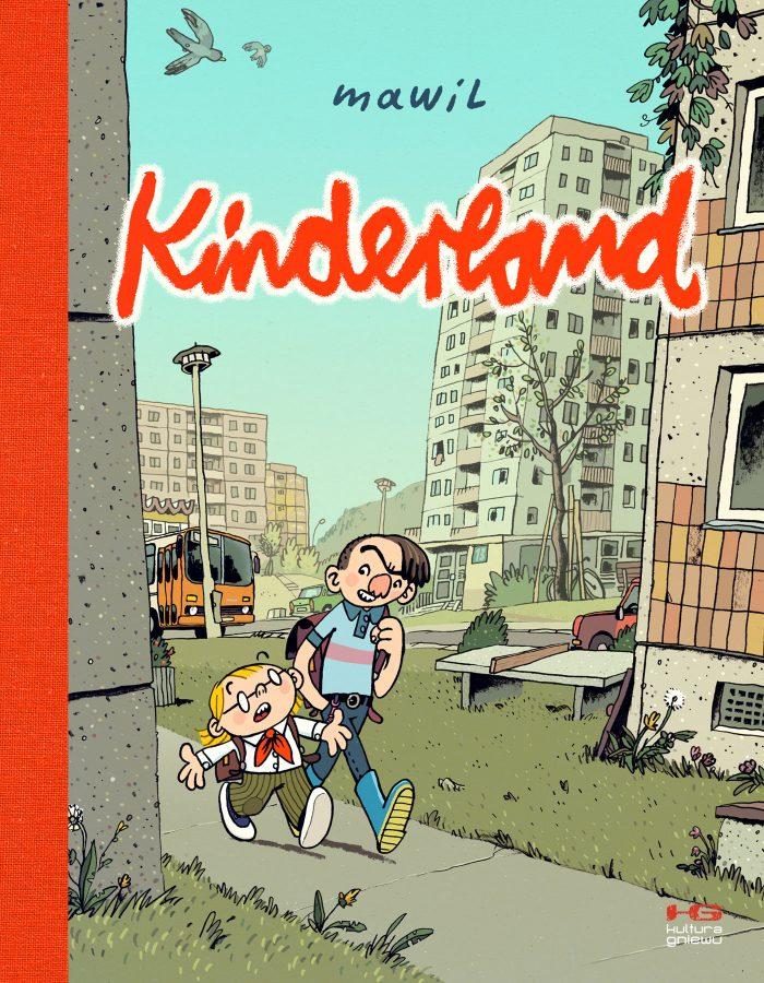 mawil kinderland kultura gniewu